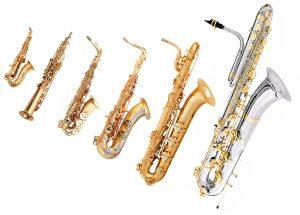 Saxophone-Family